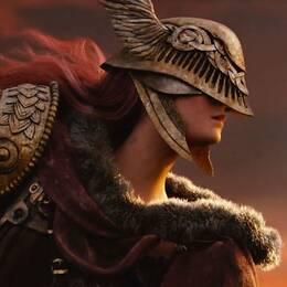 En av karaktärerna i Elden ring, fantasyförfattaren George RR Martins nya projekt.