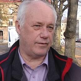 Kriminalkommissarie Lars Johansson
