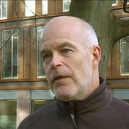 Anders Eriksson, chef för polisens avdelning för Kalla fall