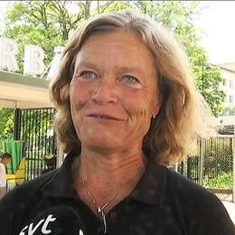 Katarina Eckerberg Olsson, ordförande LASS, Linköping