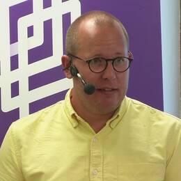 Joakim Wernberg, forskningsledare Entreprenörskapsforum