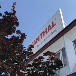 Kanthal i Hallstahammar