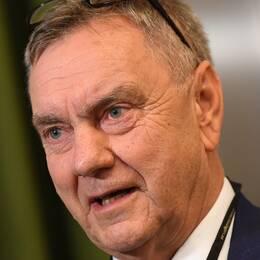 Roger Richtoff, Sverigedemokraterna försvarspolitiska talesperson.