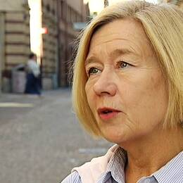 Socialdemokraten Anneli Hulthén är kommunstyrelsens ordförande i Göteborg.