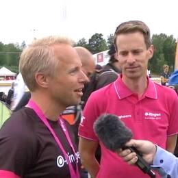 Oringens vd, Kjell Lundström