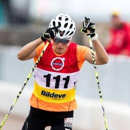 Linn Sömskar tog andra raka VM-guldet.