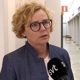 Anna Bergström, åklagare