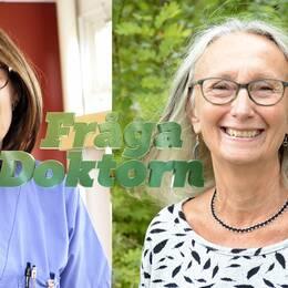 Margareta Jonsson och Ywonne Wiklund kommer att coacha Fråga doktorns tittare till ett tobaksfritt liv.