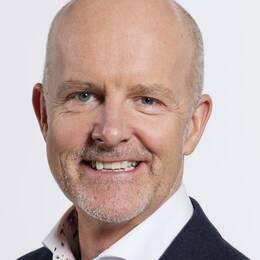 Svenska Spels kommunikationsdirektör Joakim Mörnefält.