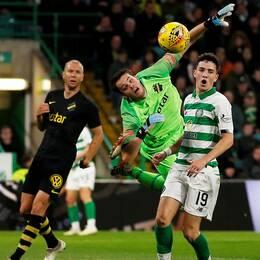 Efter 0–2 mot Celtic är läget utsatt för Oskar Linnérs AIK.