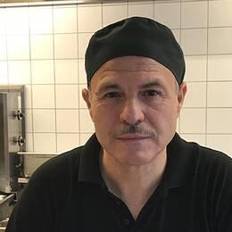 Mustafa Türkkan som äger Jojjes kök