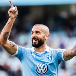 Daniel Nannskog trycker att det blev en bra lottning i Europa League för Malmös del.