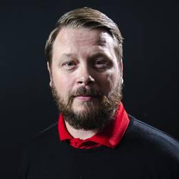 Fredrik Gladers pappa Helmer, som nyligen gick bort, hade stor betydelse för sonens karriär. Därför fick han också med sig SM-guldmedaljen från 2016 med sig i graven.