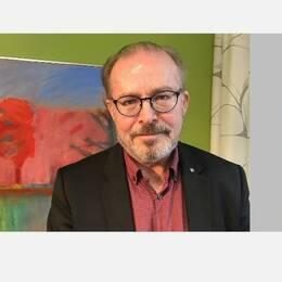 Professor Ulf Nilsson, dekan vid tekniska fakulteten LiU