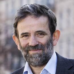 Professor i miljöekonomi Thomas Sterner