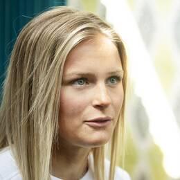 Frida Karlsson missar Lidingöloppet.