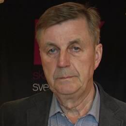 Bengt Sjöberg (M), kommunstyrelsens ordförande i Töreboda