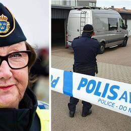 Polisen kopplar in gärningsmannaprofilgruppen i utrening kring dubbelmordet i Arlöv.
