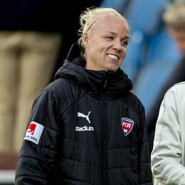 Caroline Seger och Therese Sjögran