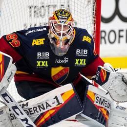 Niklas Svedberg storspelade i Djurgårdskassen.