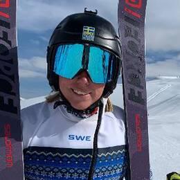 Sandra Näslund siktar mot en ny säsong.
