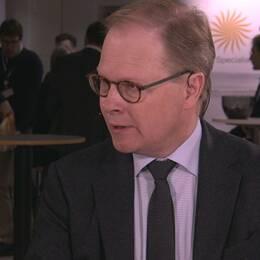 SVT:s inrikespolitiske kommentator Mats Knutson kommenterar Nyamko Sabunis första linjetal till partiet