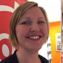 Valberedningens ordförande Carina Sammeli.