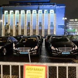 Konserthuset i Stockholm.