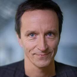 Fredrik Sahlin, filmkritiker i Kulturnyheterna.