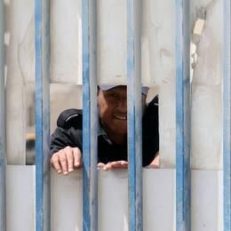 Besök hos sjuka släktingar är en av de vanligaste anledningarna för israeliska palestinier att besöka Gaza.
