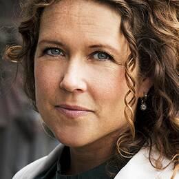 Anna Lindman, programledare för Den enda sanna vägen.