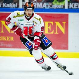 Örebro Hockeys forward Johan Wiklander.