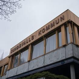 Kommunhuset i Sundsvall