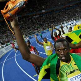 Tredje guldet till Bolt