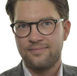 Partiledare SD, Jimmie Åkesson