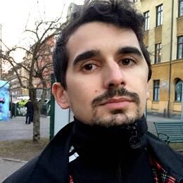 Showan Shattak var en hårsmån från döden.
