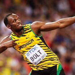 Usain Bolt vill gå under 19 sekunder på 200m