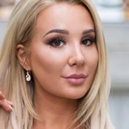 """Alexandra """"Kissie"""" Nilsson är en av Sveriges mest kända bloggare."""