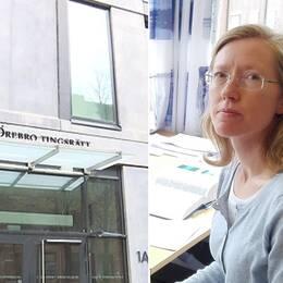 Märta Johansson Örebro universitet