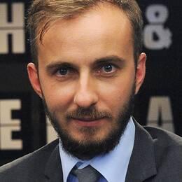 Den tyske komikern Jan Böhmermann.