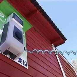 Laddstation för elbil