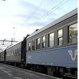 Två extra nattåg sattes in för en konferens på Frösön.