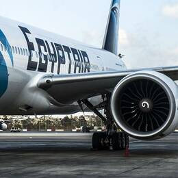 Egypt air-plan