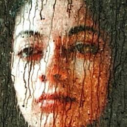 Bild på Fadime-porträtt