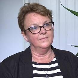 Marie Ljungberg Schött (M), sjukvårdslandstingsråd.