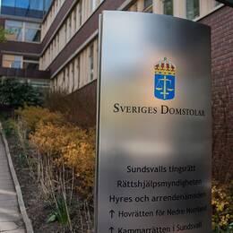 Den 60-årige pedofil från Sundsvall som åtalats för övergrepp på två barn dömdes till fängelse.