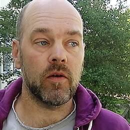 Ola Klevenås, styrelseledamot Bergums IF.