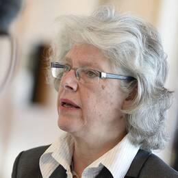 Agnetha Hilding Qvarnström, chefsåklagare vid Riksenheten för säkerhetsmål.