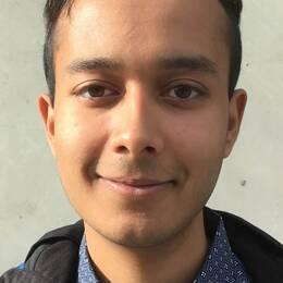 Phelan Chatterjee, student vid universitetet i Cambridge, skribent.