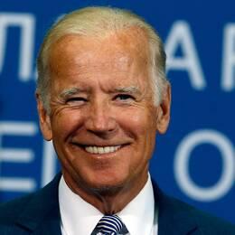 USA:s vice president Joe Biden.